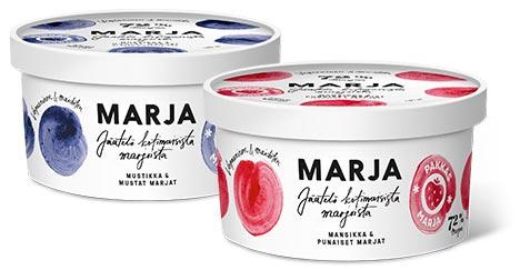 Maidoton Marja jäätelö